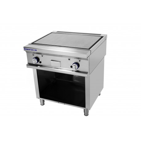 Fry-top gas Repagas FTG92 S LC